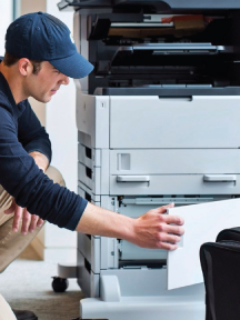 Request Copier Repair in Wahneta
